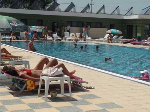 Foto: complex Romanita - drum Recea - Baia Mare