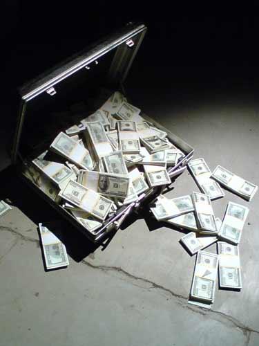Valiza cu bani (c) sxc.hu