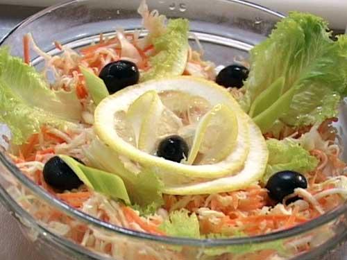 Foto: Salata de cruditati (C) eMM.ro