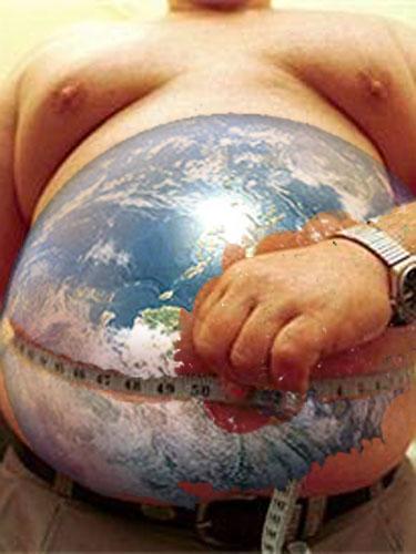 Foto: obez pe Terra