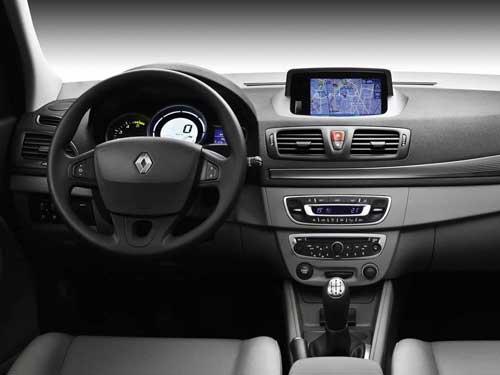 Interior de Renault