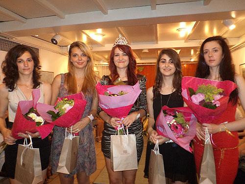 Foto: Miss Diaspora Belgia 2012
