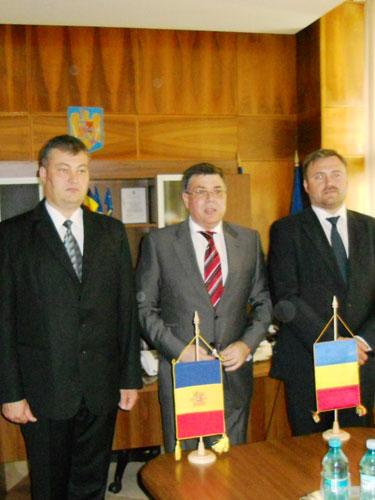Foto: ambasador Republica Moldova - Maramures