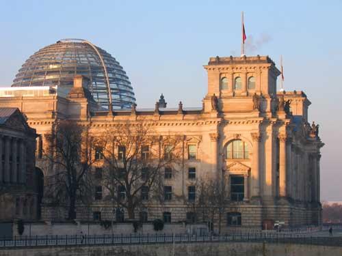 Parlamentul de la Berlin - sxc.hu