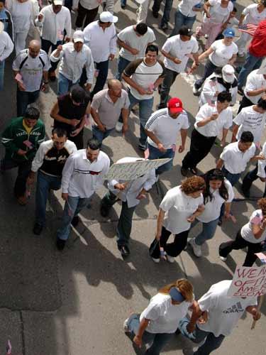 Proteste (c) sxc.hu