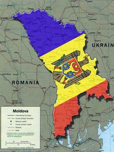 Moldova - romedia.gr