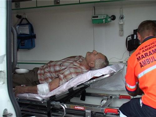 Foto: accident Billa Baia Mare (c) eMaramures.ro