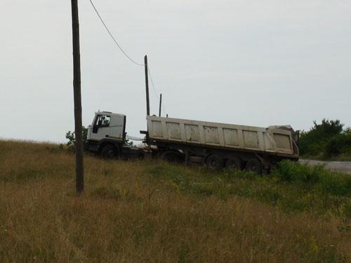 Foto: accident Tulghies (c) eMaramures.ro