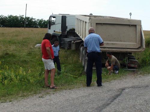 Foto: accident Tughies (c) eMaramures.ro