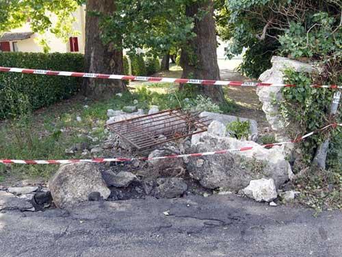 Foto: accident Treviso - Italia