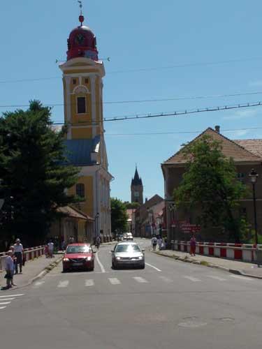 Foto: Podul Viilor Baia Mare (c) eMaramures.ro