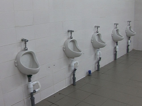 Foto: Toaleta publica Baia Mare (c) eMaramures.ro