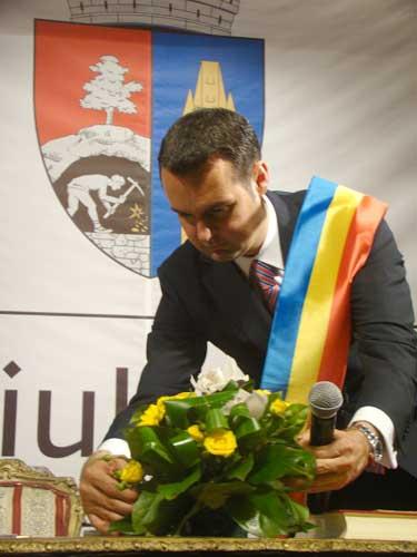 Catalin Chereches, primarul Baii Mari (c) eMM.ro