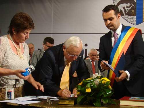 Juramant la Consiliul Local Baia Mare (c) eMM.ro