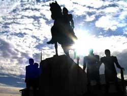 "Complexul statuar ""Bogdan Voda"" Maramures"