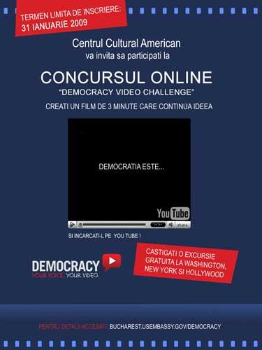 Afis Democracy Video