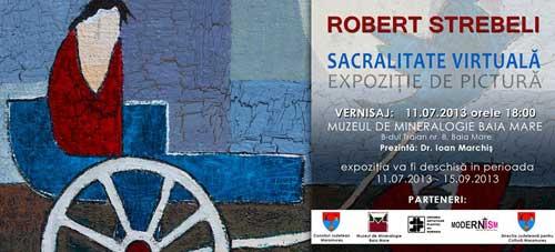 Expozitie Robert Strebely -
