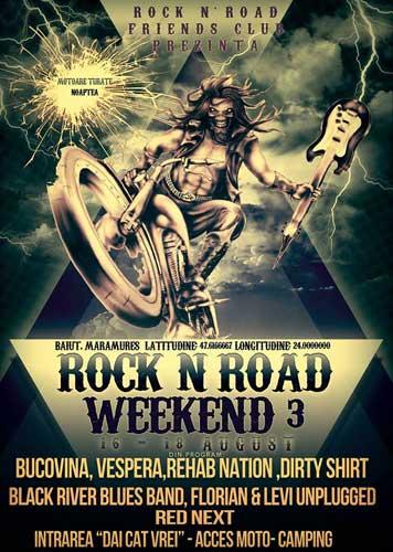 Rock n road weekend