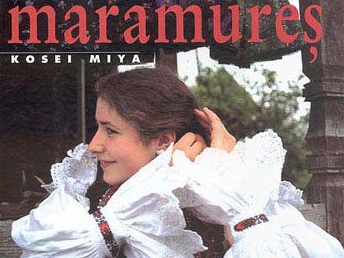 Coperta album foto Maramures - Miya Kosei