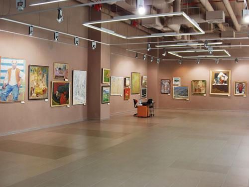 Foto Expozitie artisti baimareni (c) eMM.ro