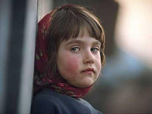 Portret de fata (c) Silviu Ghetie