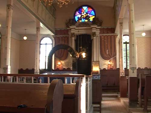 FOTO: Sinagoga din Baia Mare (c) eMM.ro