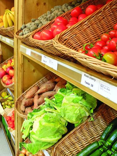 Foto legume, fructe