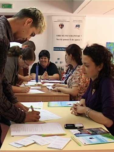 FOTO: Targ de joburi in Baia Mare (c) eMM.ro