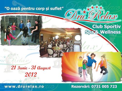 Foto: Drurelax Baia Mare - oferta de vacanta