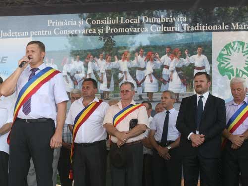 Foto: Festival pe Fisculas - Dumbravita - UAC Europe