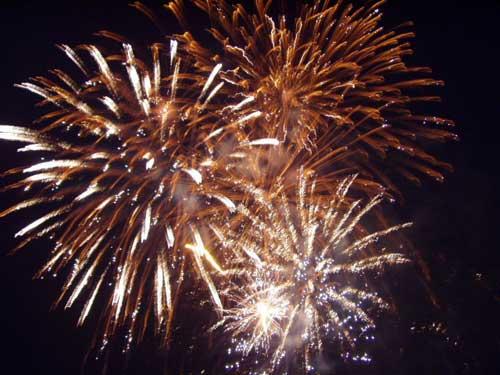 Artificii Sarbatoarea Castanelor