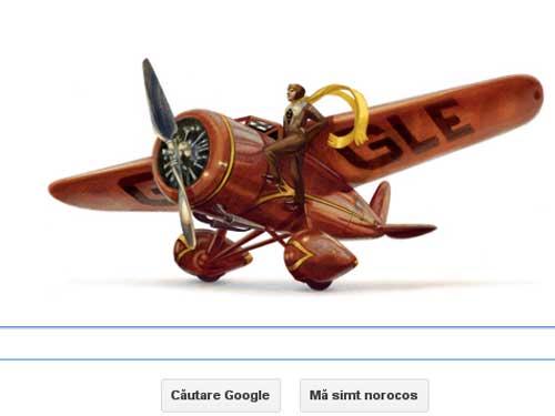 Logo Amelia Earhart