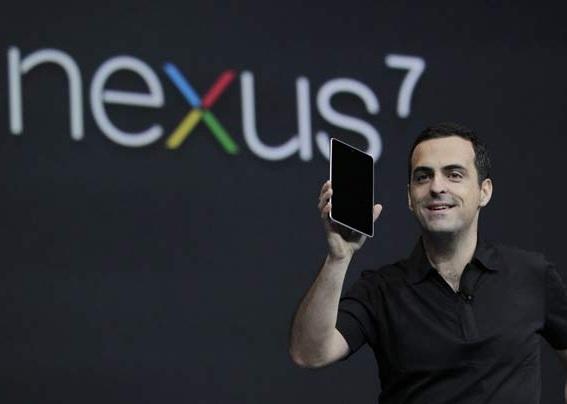Nexus 7 de la Google