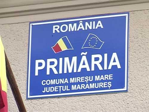 FOTO: Primaria Miresu Mare (c) eMM.ro