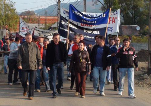 Proteste in Maramures - arhiva eMM.ro