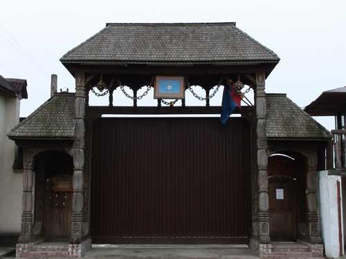 FOTO: Poarta Penitenciarului Baia Mare (c) eMM.ro