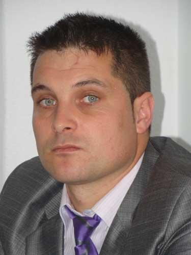 Vladimir Petrut - noul viceprimar din Cavnic (c) eMM.ro