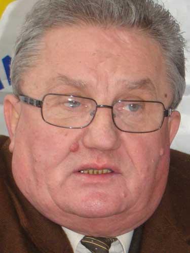 Ioan Babiciu, candidat PRM  la presedintia Consiliului Judetean (c) eMM.ro