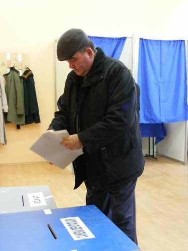 FOTO: Alegeri parlamentare (c) eMM.ro