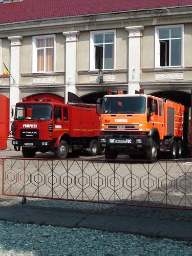 Foto masina pompieri (c) eMM.ro