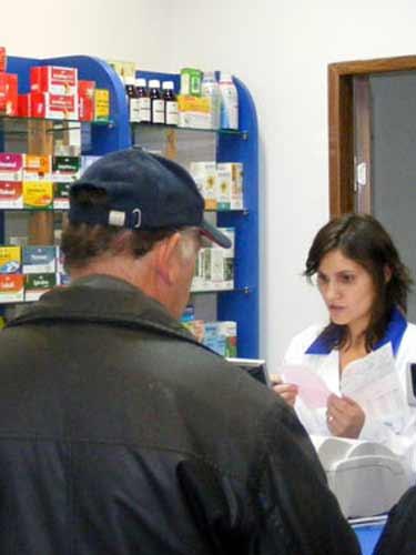 La farmacie (c) eMM.ro
