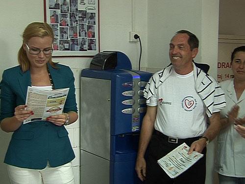 Foto: campanie donare sange (c) eMaramures.ro