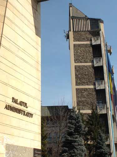 Foto: Palatul Administrativ Baia Mare (c) eMaramures.ro