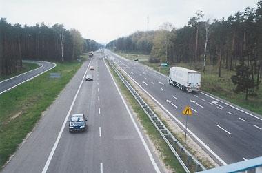 Foto Autostrada Soarelului (c) infrastructura info