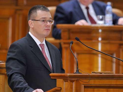 Mihai Razvan Ungureanu (c) gov.ro