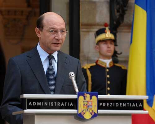 Foto Traian Basescu