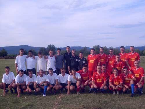 Foto: Sport Team Baia Mare - AS Porto Bozanta Mica