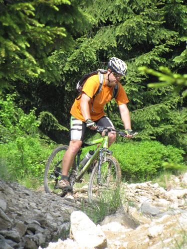 Foto: biciclist