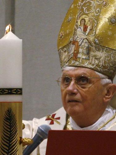Foto Papa Benedict al XVI-lea