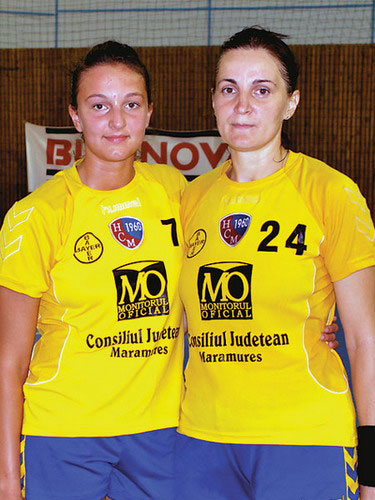 Foto Eliza si Carmen Buceschi (c) eMaramures.ro